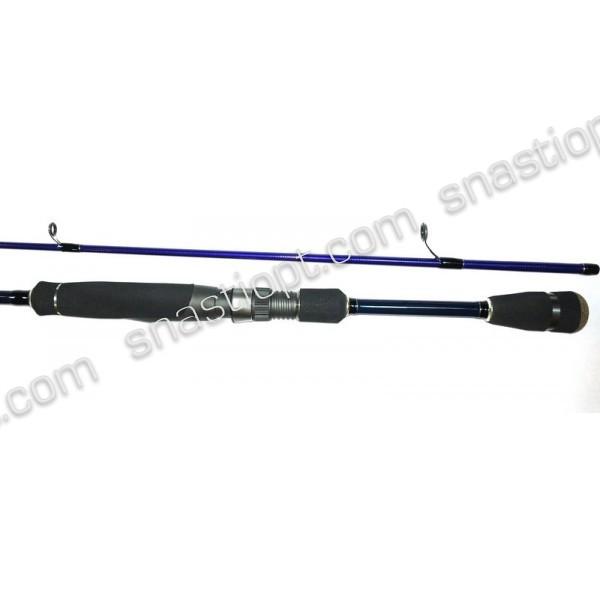 Рибальський спінінг Major Craft Solpara, довжина 2,34 м, тест 2-10 гр.