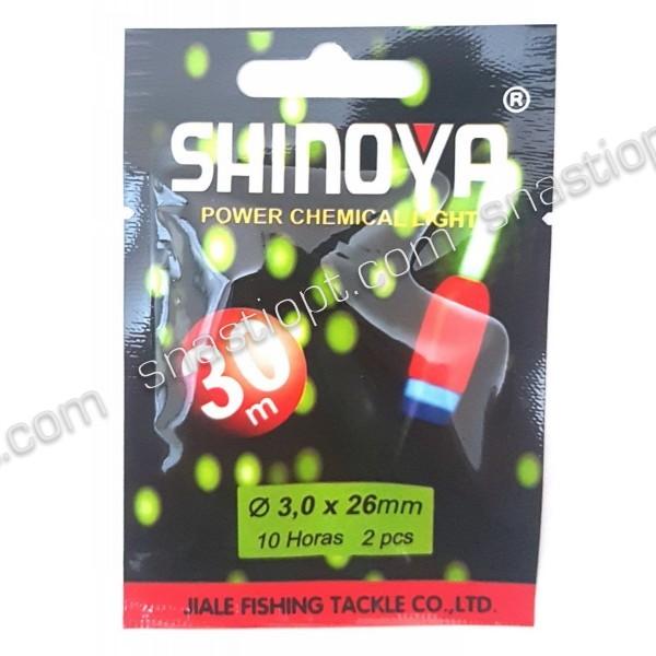 Светлячок Shinoya Лампочка 3.0*25 мм, 2 шт