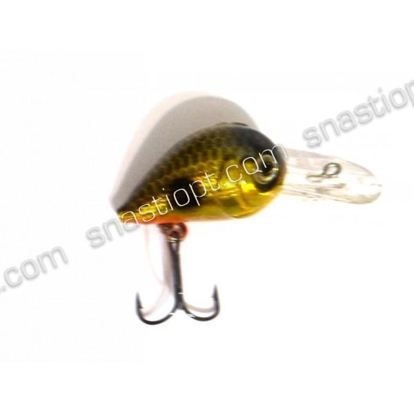 Воблер для риболовлі Кондор Cheerful Microbe, 26мм, 2г, 0.4-0.6 м, колір 180