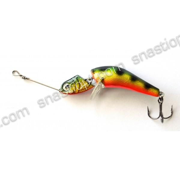 Воблер для спиннинговой рыбалки Кондор, 45мм, 15г, цвет 251