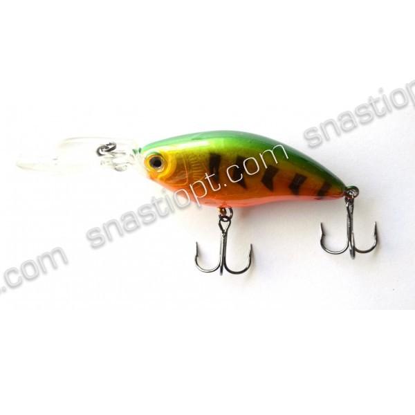 Воблер для спінінгової риболовлі Condor, 70мм, 16г, 0-2.5 м, колір 311