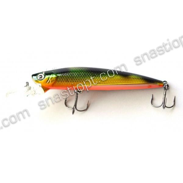 Воблер Кондор Classic Flipper, 90мм, 9г, 0-2м, цвет 251