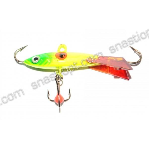 Балансир для риболовлі Кондор, колір 147, 4 см, 8г