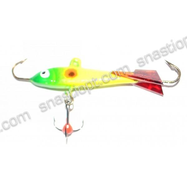 Рыболовный балансир Кондор, цвет 147, 3,5 см, 5гр