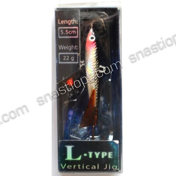 Рыболовный балансир Кондор, цвет 109, 5,5 см, 22гр