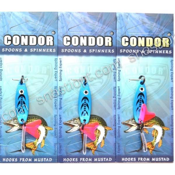 Блесна-колебалка Condor, цвет 94, 5гр