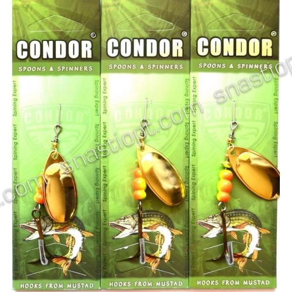 Блесна вращающаяся Condor, цвет 216, 10гр