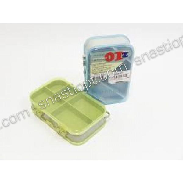 Коробка для мелочей рыбацкая AQUATECH-2510, двусторонняя, 10 ячеек